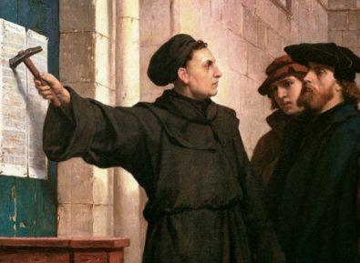 Tesis Lutero