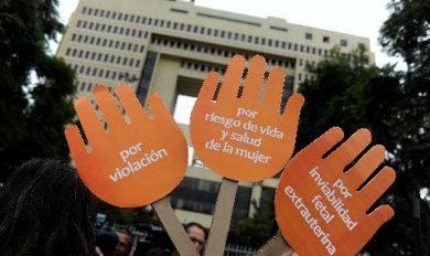 Chile Aborta