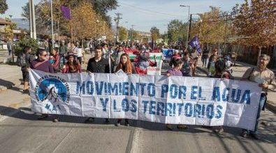 Chile salpica: Acceso al agua como derecho humano versus derecho ...