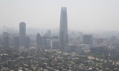 Polucion Santiago