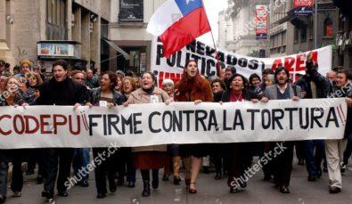Chile Pinochet – Aug 2004