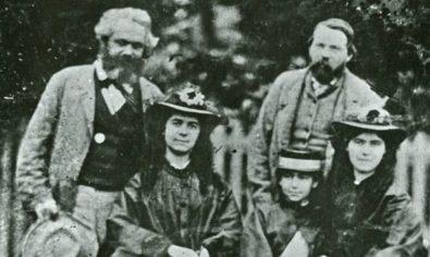 Marx e hijas