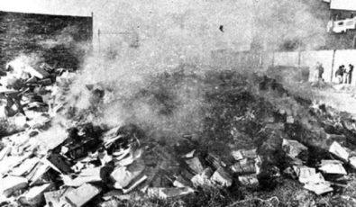 quema-libros 1920