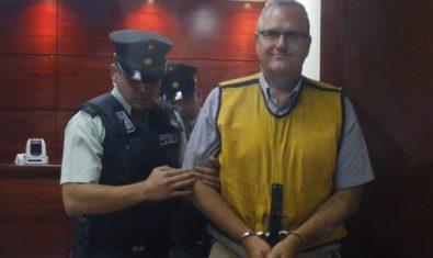 Jhon Cobin preso