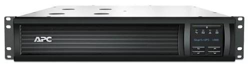 APC SMART-UPS 1000VA 230V SMT1000RMI2U