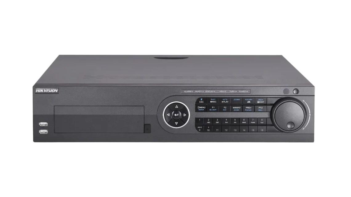 Hikvision Turbo HD DVR DS-8132HQHI-K8
