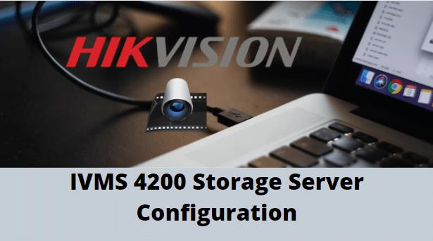 ivms-4200-storage-server