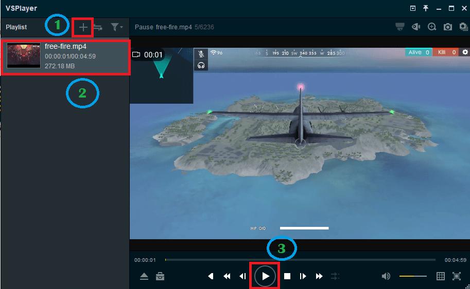 VSPlayer for Windows