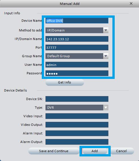 Panasonic DVR Software for Mac/Windows OS