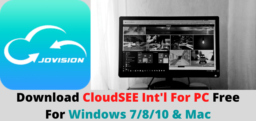 cloudsee int'l for windows software