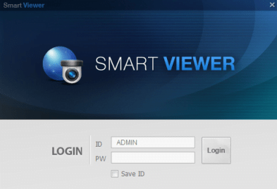 Login with default user ID