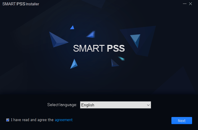 Installer of the BCS Line For PC