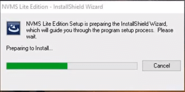 Preparing the software to install