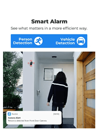Reolink Argus 3 Pro Outdoor Security Camera 3