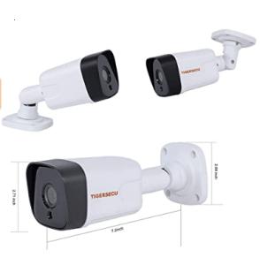 TIGERSECU TS-5MP-60 B01 Super HD Outdoor Security Camera-1