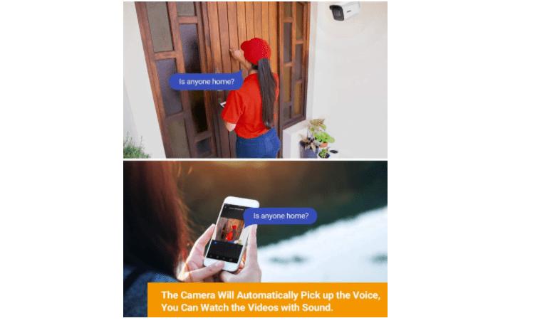 ANNKE C800 4K Outdoor Camera 3