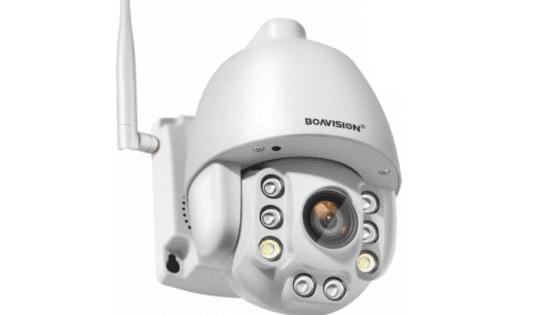 Boavision 5MP PTZ Wifi IP Camera