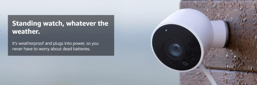 NC2100ES Google Nest Cam 7
