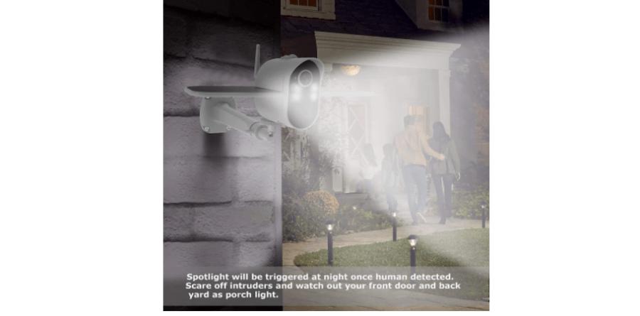 Soliom S100 Outdoor Camera 1