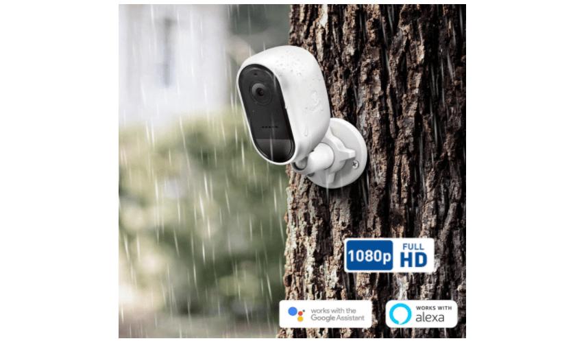 Swann Outdoor Camera 4