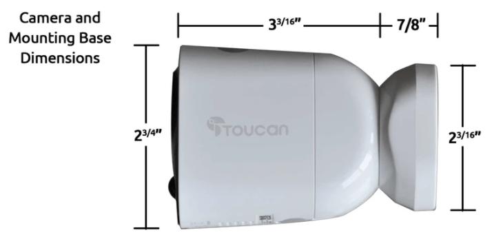 Toucan Wireless Camera 20