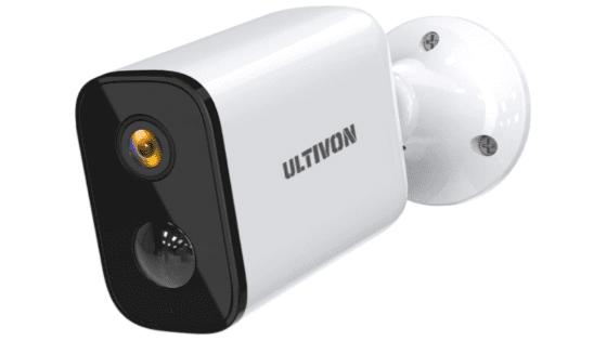Ultivon E100 Camera