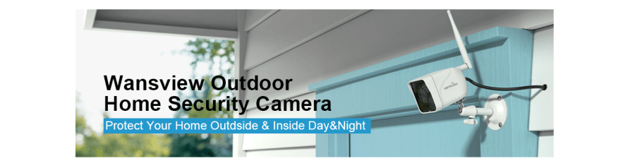Wansview W6 Outdoor Camera 13