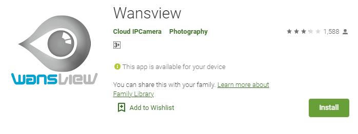 Wansview W6 Outdoor Camera 16