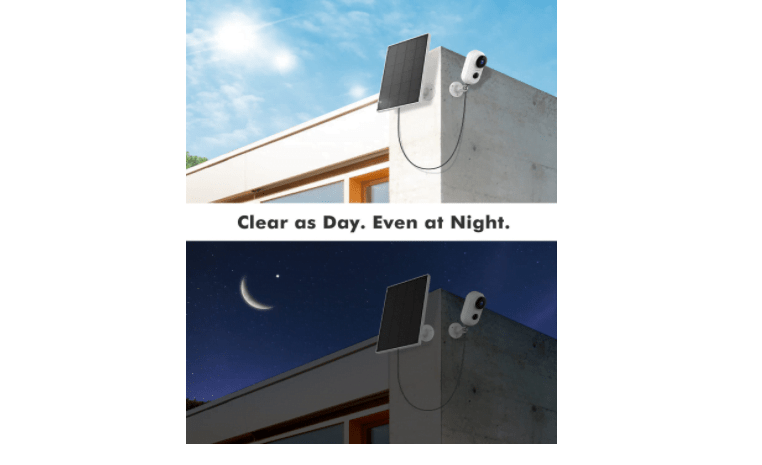 ZUMIMALL F5K Outdoor Security Camera 6
