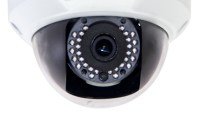 Starlight Vandal-resistant Fixed Dome Network Camera