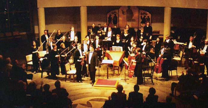 Bach, Brahms, And Bernstein!