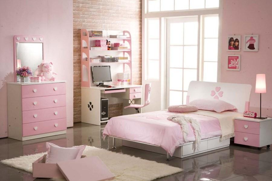 غرف اطفال بنات تصاميم جميلة لغرف نوم البنات كيوت