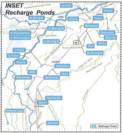 Recharge Map