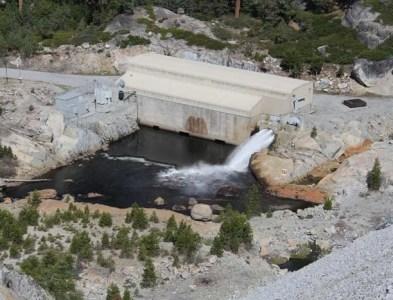 New Spicer Meadow Reservoir & Powerhouse