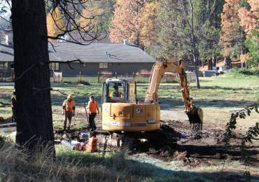 Water Service Restored to Arnold after Emergency Leak Repair
