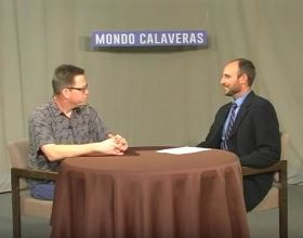"""CCWD PIO Interviewed on """"Mondo Calaveras"""""""
