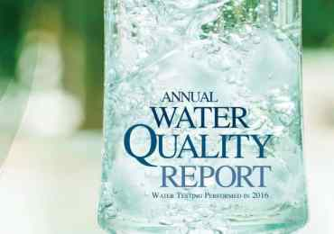 CCWD's 2016 Water Quality Report Now Available