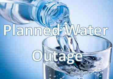 Planned Water Outage Feb. 21 on Dunn Road in Rancho Calaveras