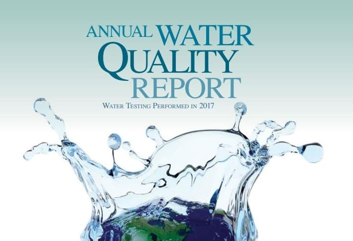 Water Quality Report 2017