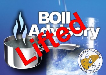 Boil Water Notice Lifted for Calypso Bay and Poker Flat