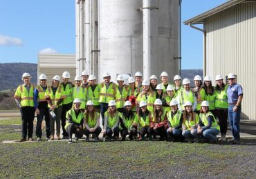 CCWD Gives Cal Poly Students Tour of Copper Water & Sewer Plants