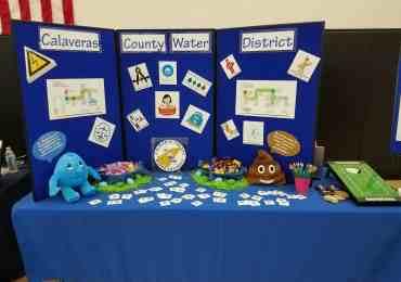 CCWD Participates in 2019 Columbia College Career Fair