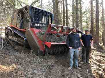 Local Tree Thinning Crew