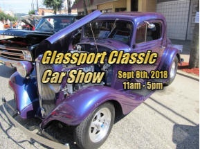 NON-CCWP - Glassport Classic Car Show @ Downtown Glassport | Glassport | Pennsylvania | United States