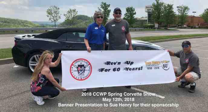 2018 Spring Corvette Show