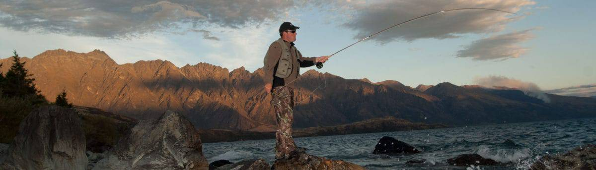 Composite Development Fishing Rods from New Zealand