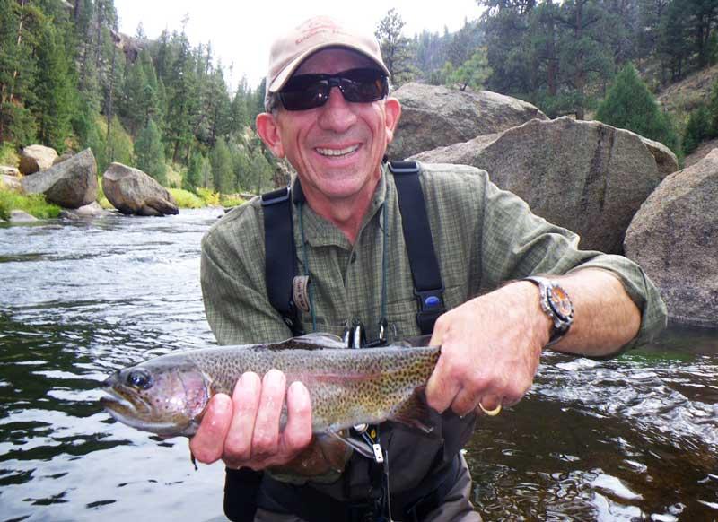 John Minervini Fly Fishing CD Rods