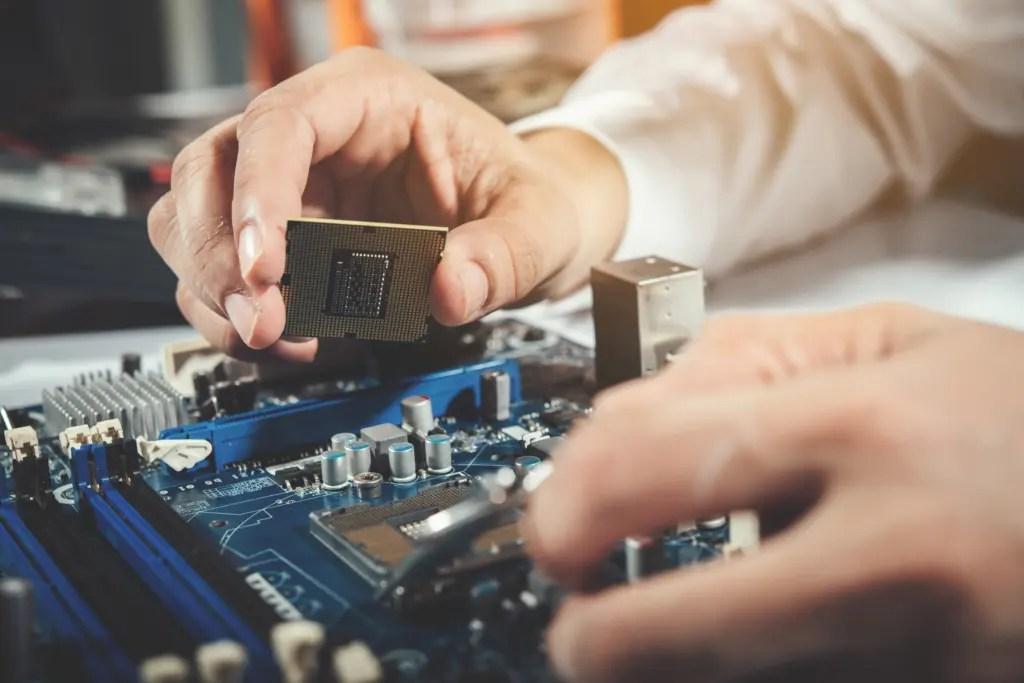 Electronique bureau d'études mécaniques