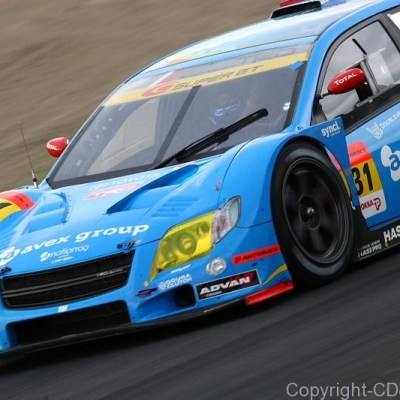 No.31 avex apr COROLLA Axio    GT300