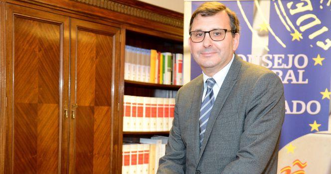 Martínez Sanchiz, nuevo presidente de los notarios